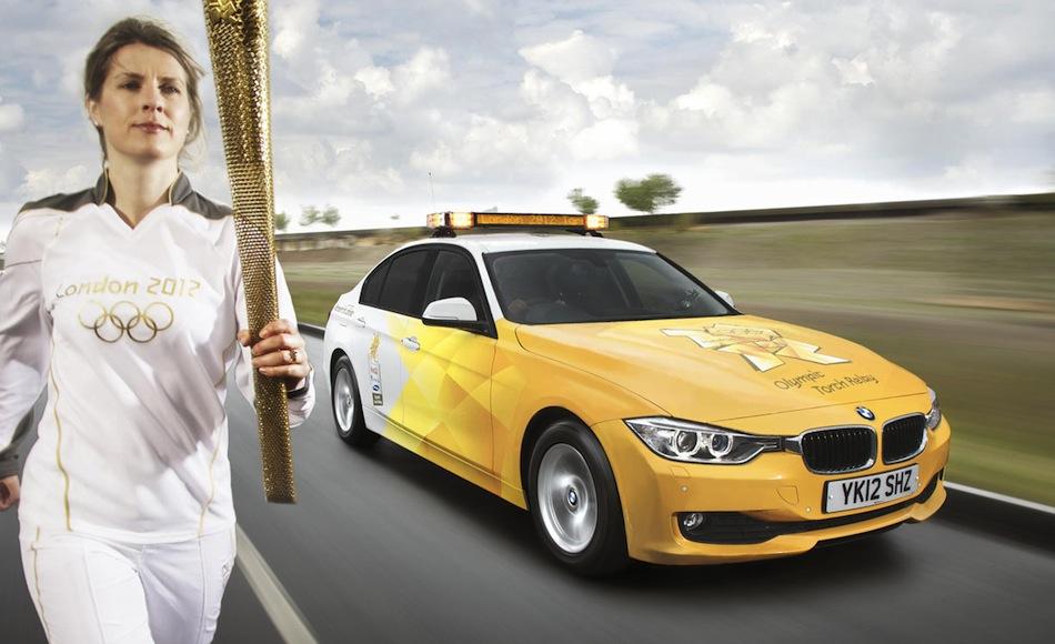 BMW London Olympics 2012