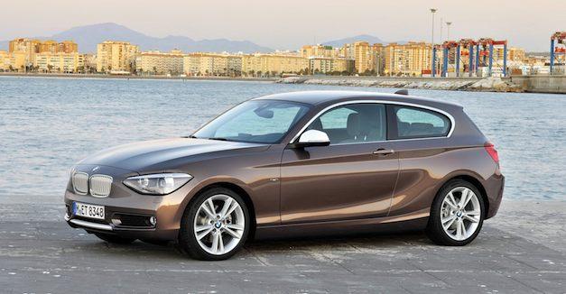 2013 BMW 1-Series Hatchback