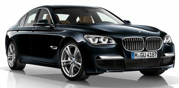 2013 BMW 7-Series M Sport Package