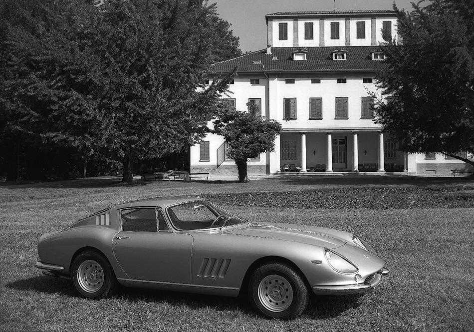 Steve McQueen's Ferrari 275 GTB 4