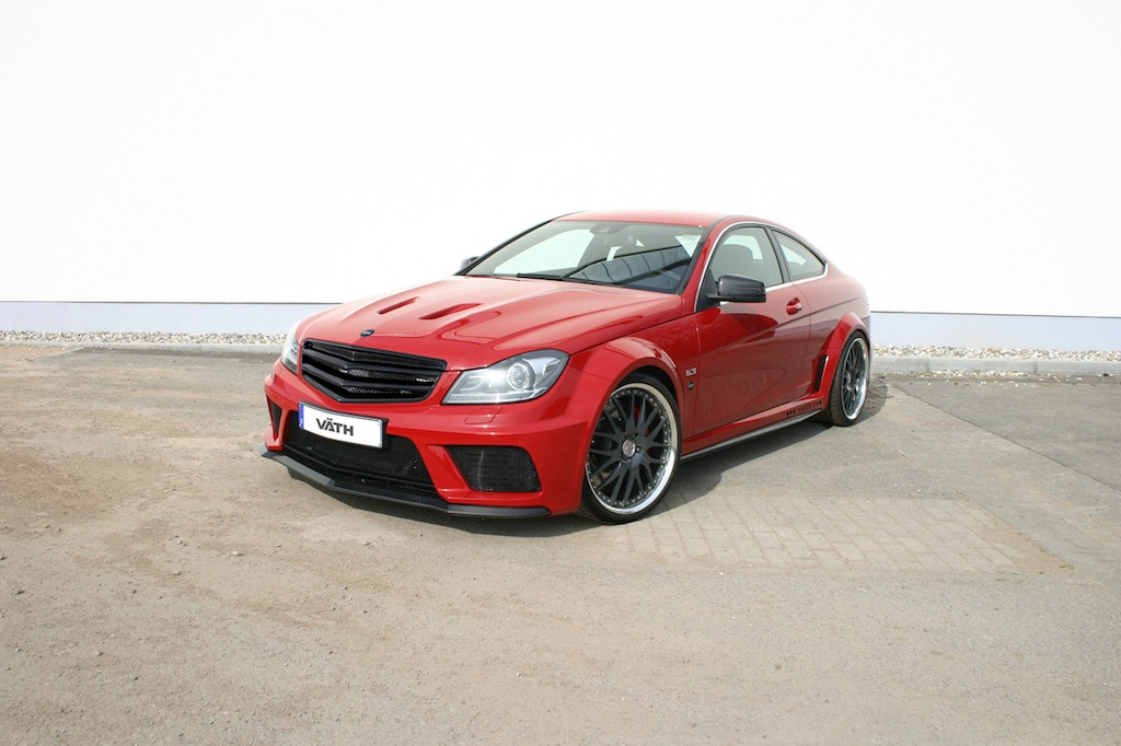 VATH Mercedes-Benz C63 AMG Black Series Coupe