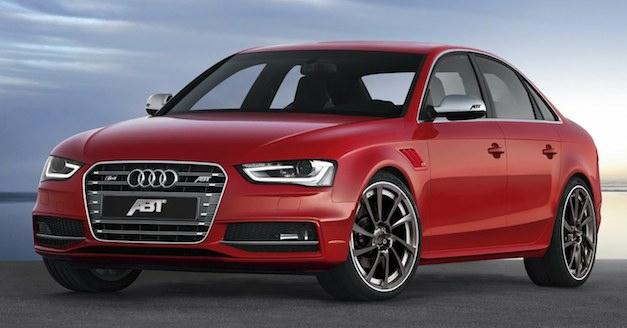 ABT Sportsline Audi AS4