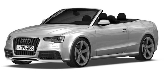 Audi RS5 Cabriolet / Convertible