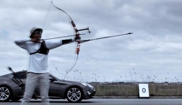 Hyundai Genesis Coupe vs. Arrow