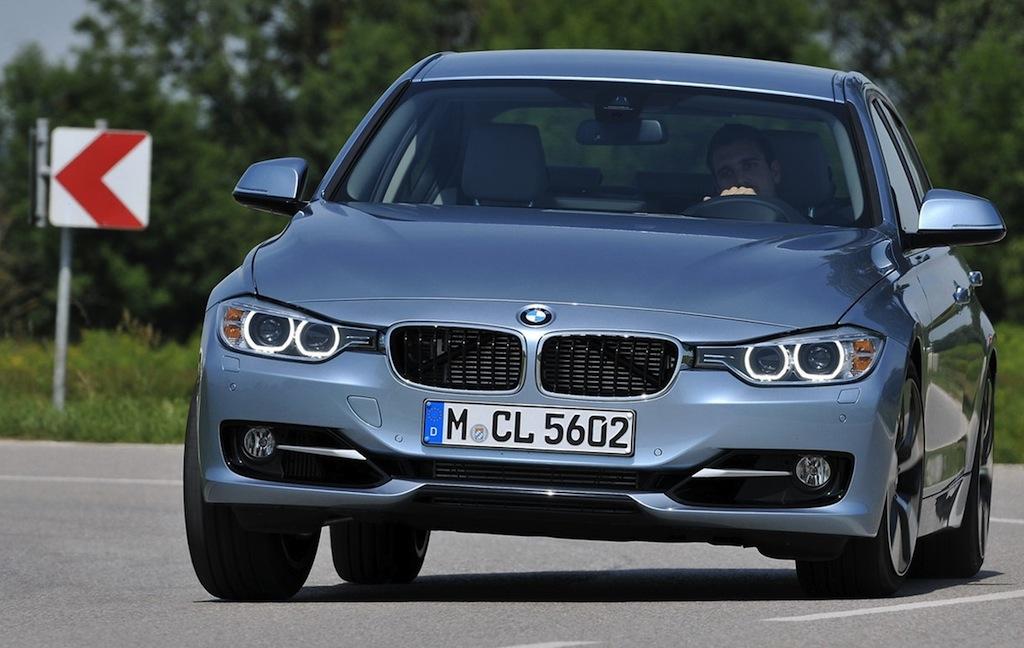 2013 BMW ActiveHybrid 3 Main