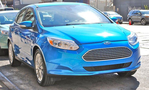 2012 Ford Focus Electric Main