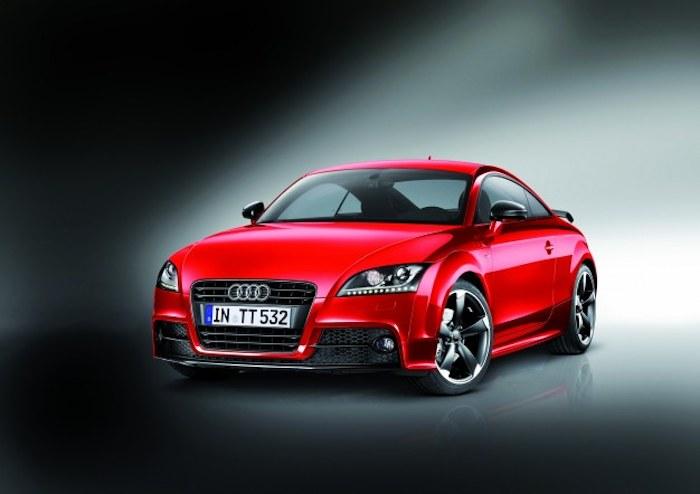 2013 Audi TT S-Line