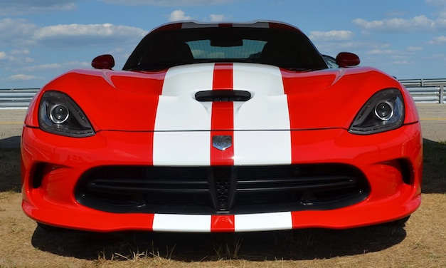 2013 SRT Viper Stripes