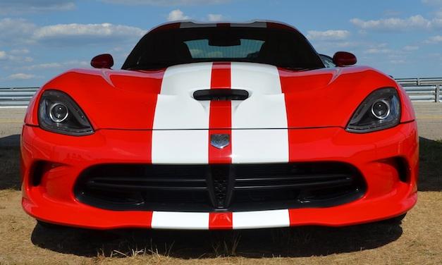 2013 SRT Viper Stripes