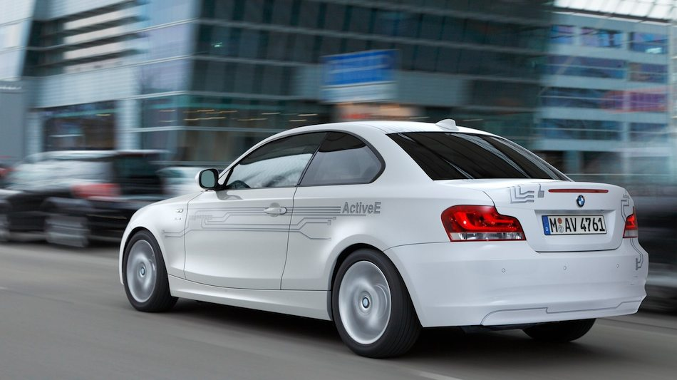 BMW 1-Series ActiveE
