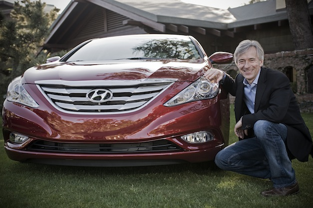 Hyundai CEO John Krafcik