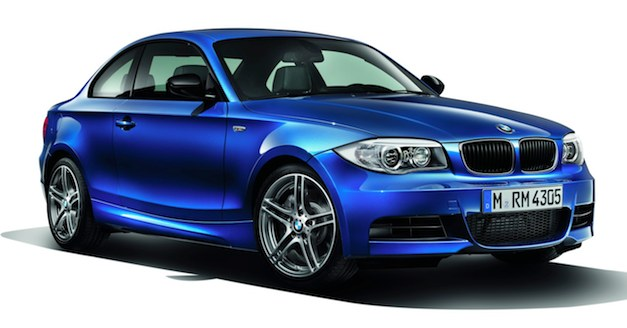 BMW 135is Coupe