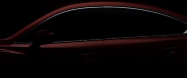 2013 Mazda6 side profile teased