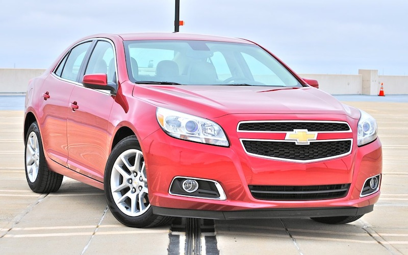 Review 2013 Chevrolet Malibu Eco Main