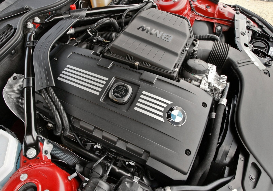 2012 BMW Z4 Engine