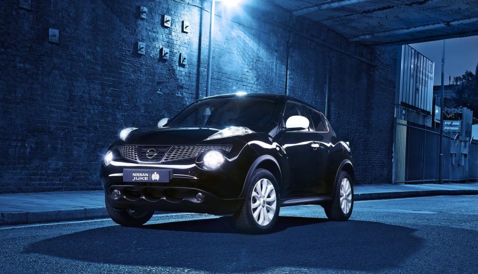 2012 Nissan Juke Ministry of Sound