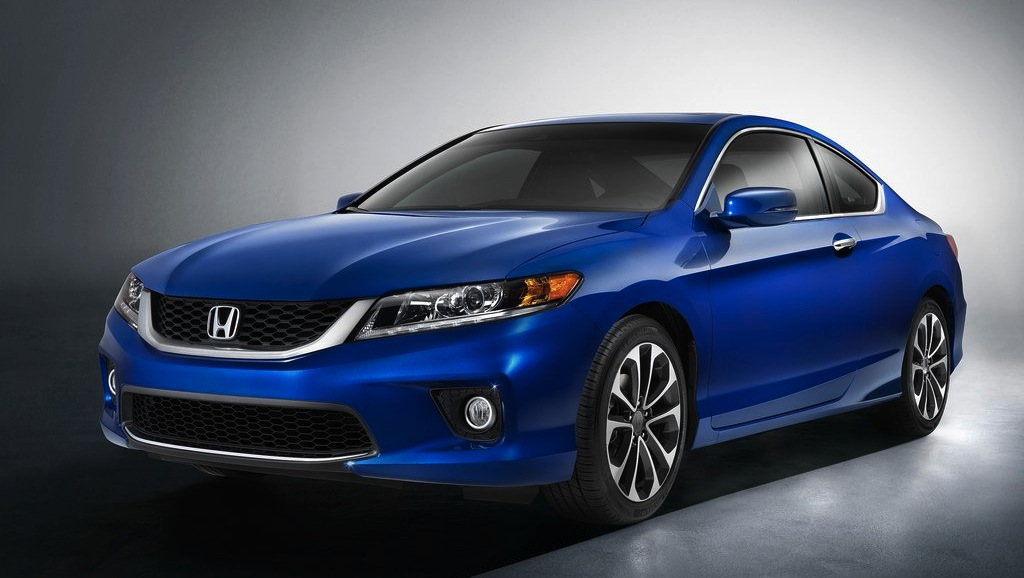 2013 Honda Accord Coupe First Look Front