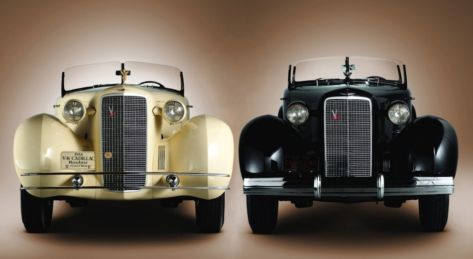 Cadillac Phaeton 5859 and Roadster 5802