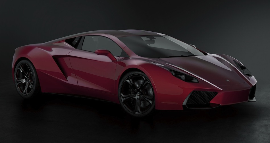 Arrinera Hussarya Renderings Front 7/8 View