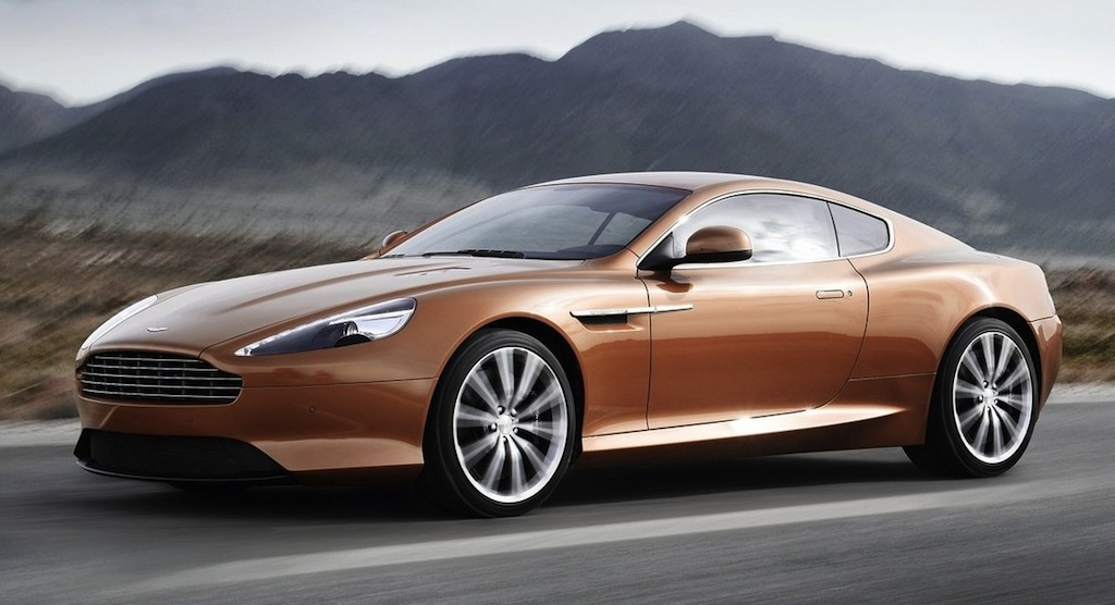 2013 Aston Martin Virage Main
