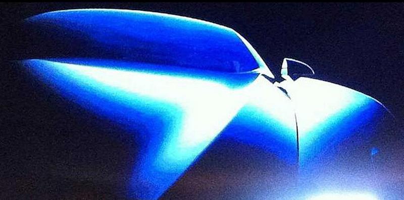 Cadillac Glamour Concept Teaser 1