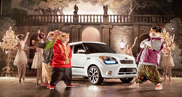 Kia SOUL 'Bringing Down the House'