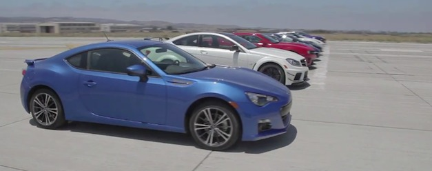 Motor Trend World's Greatest Drag Race Part 2