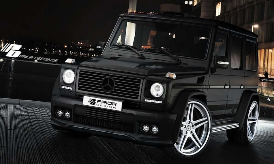 Prior Design Mercedes-Benz G-Class Front