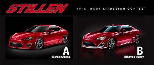 Stillen Scion FR-S Body Kit Voting