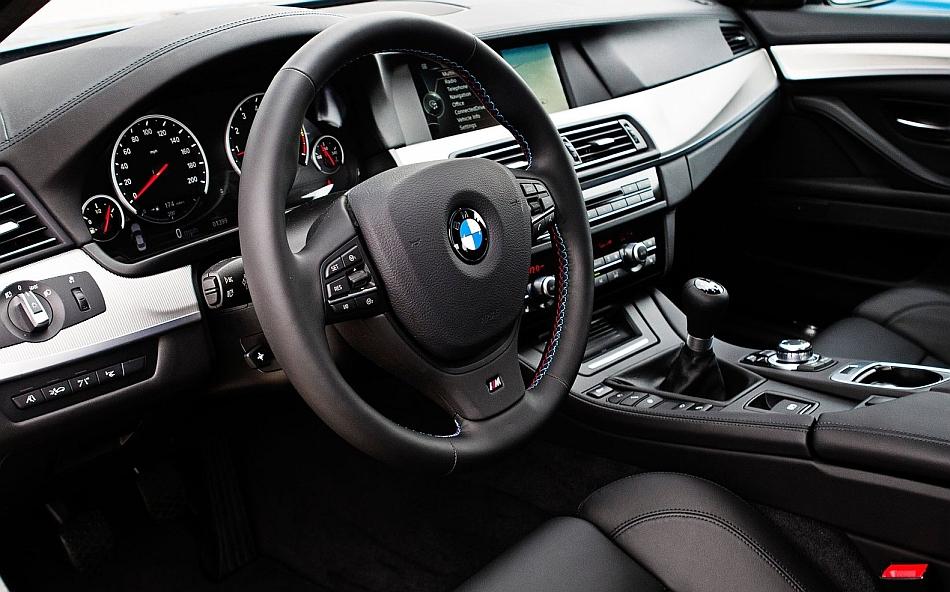 2012 BMW F10 M5 Interior Driver