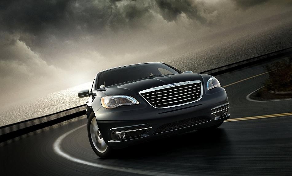 2012 Chrysler 200 Front