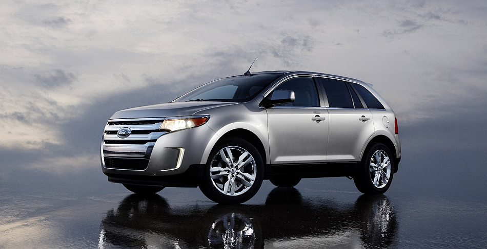 2012 Ford Edge Limited 7-8 Left Front
