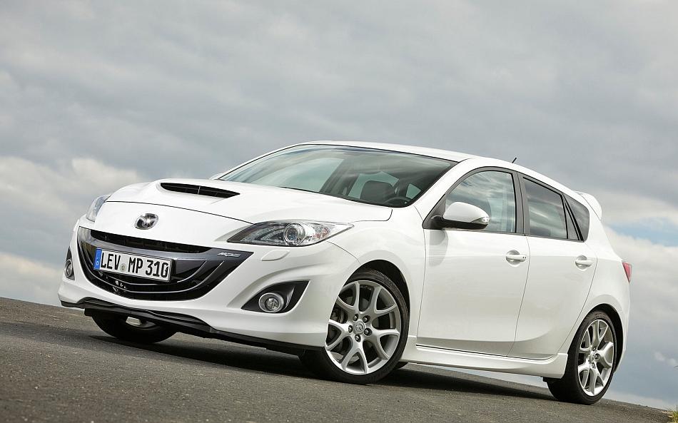 2012 Mazda3 MPS