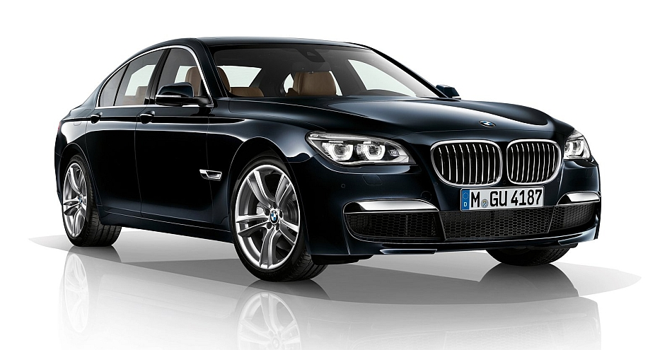 2013 BMW 7-Series M-Package