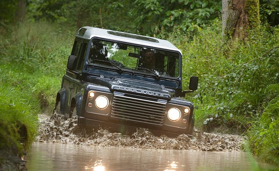 2013 Land Rover Defender 90