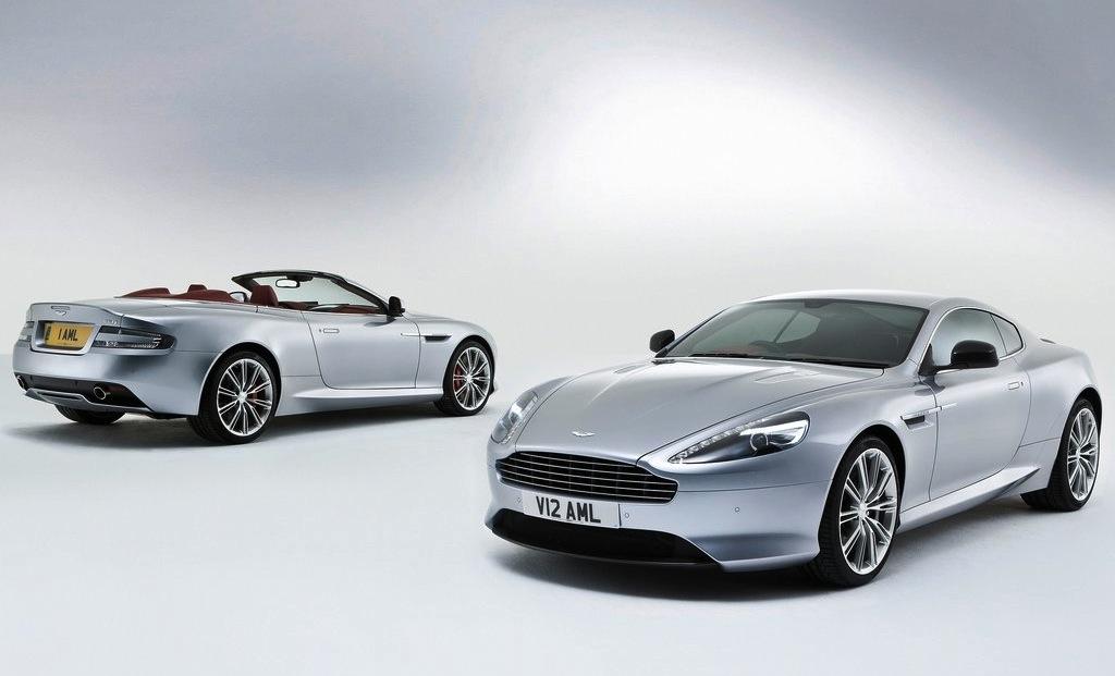 2013 Aston Martin DB9 Coupe/Volante