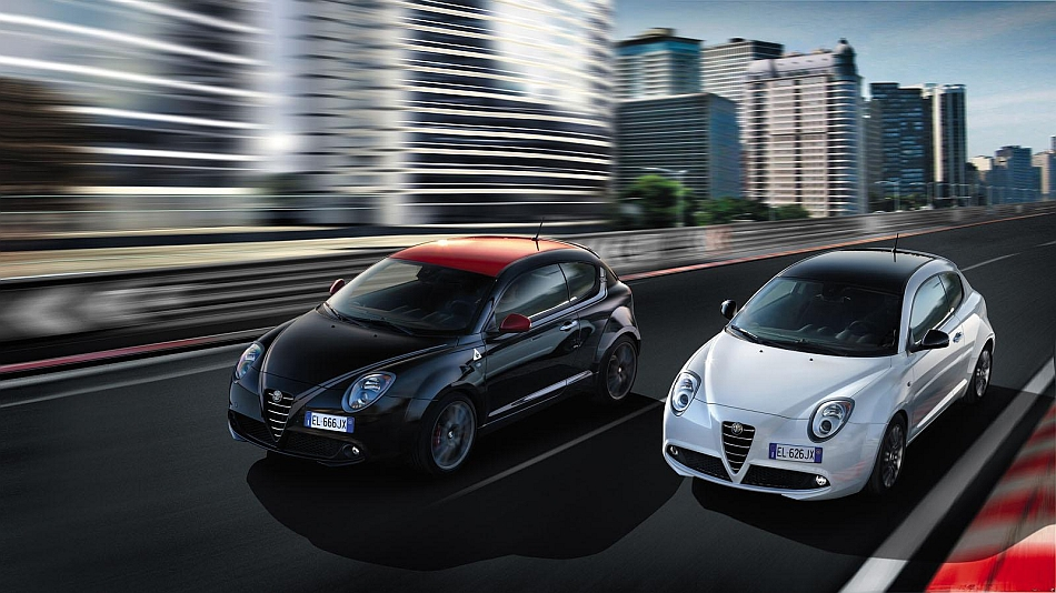 Alfa Romeo MiTo SBK and SBK Special Series