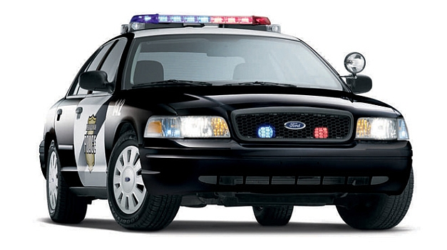 Ford Crown Victora Police Interceptor