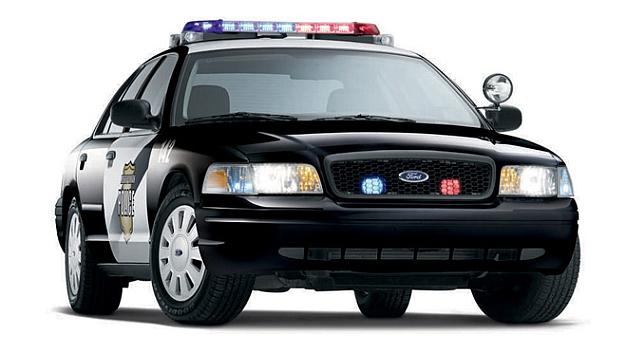 Ford Crown Victora Police Interceptor