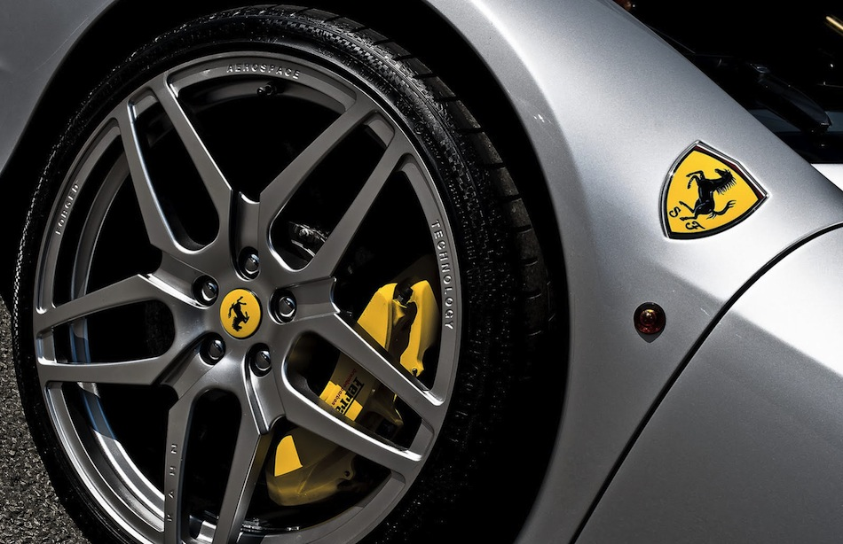 Project Kahn Design Ferrari 458 Italia Spider Wheels