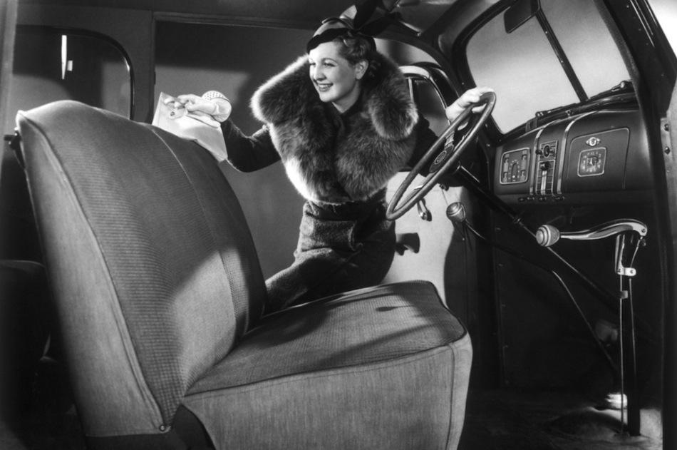 1937 Chevrolet Coach
