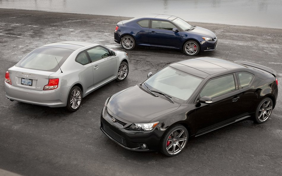 2012 Scion tC Triplet