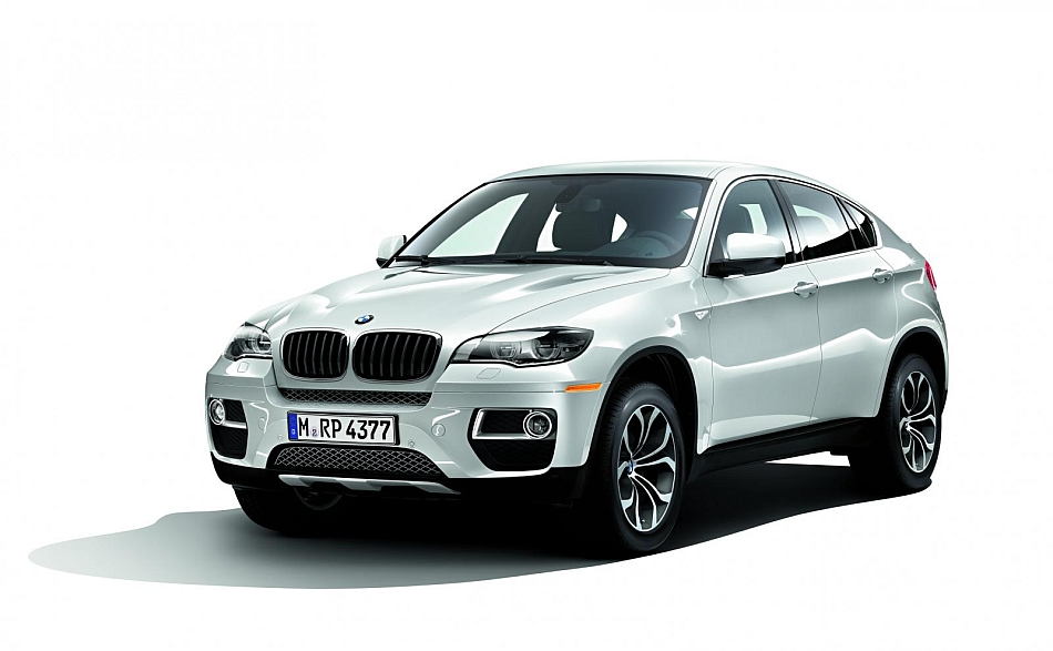2013 BMW X6 Individual Performance Edition