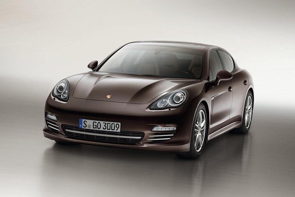 2013 Porsche Panamera Platinum Edition