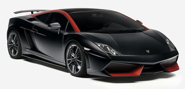 2013 Lamborghini Gallardo LP560-4 Edizione Tecnica
