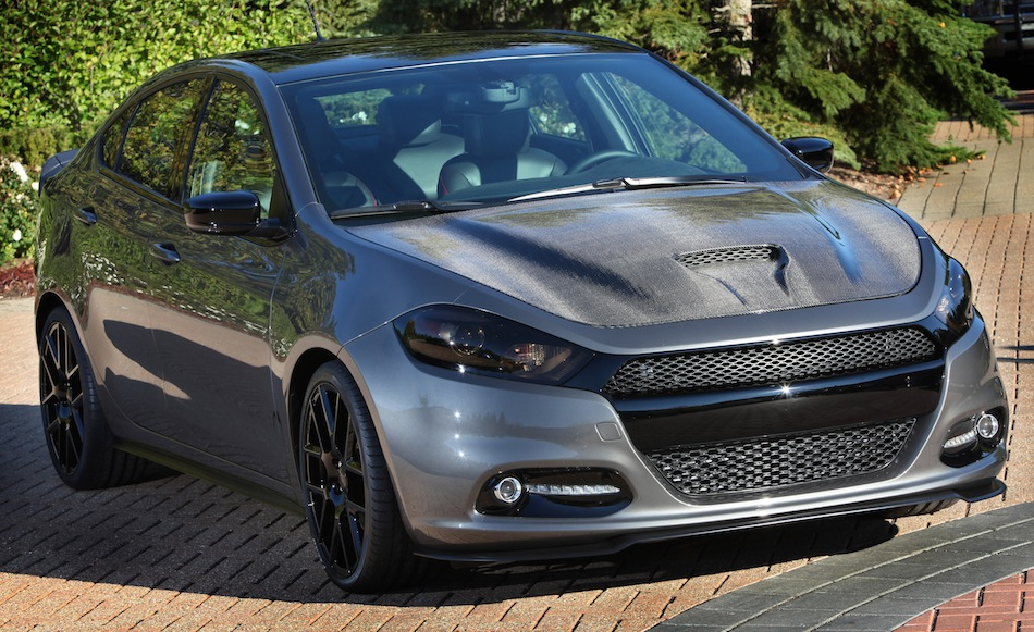 Dodge Dart Carbon Fire