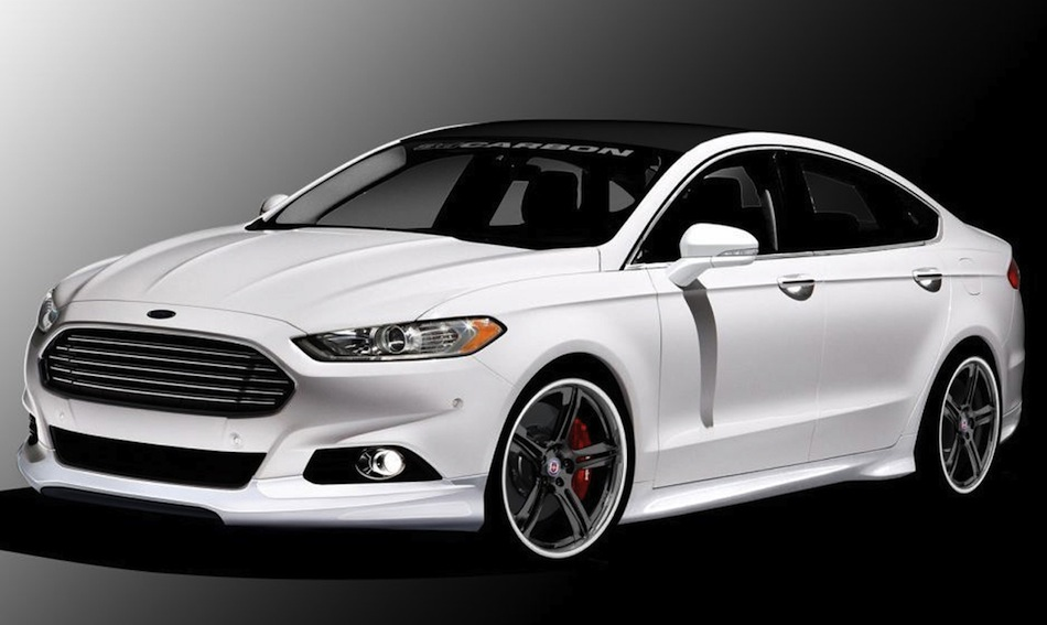 3dCarbon 2013 Ford Fusion