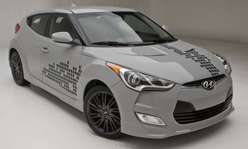 2013 Hyundai Veloster RE:MIX Main