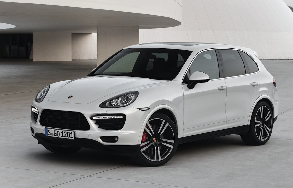 2013 Porsche Cayenne Turbo S Main