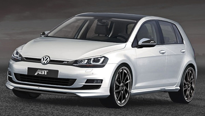 2014 Volkswagen Golf by ABT Front